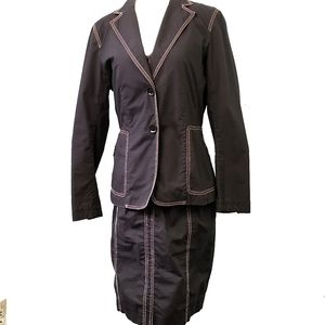 Marc Aurel 2 Piece Dress and Blazer Set